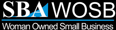 Woman Owned Small Business - SBA WOSB Certified